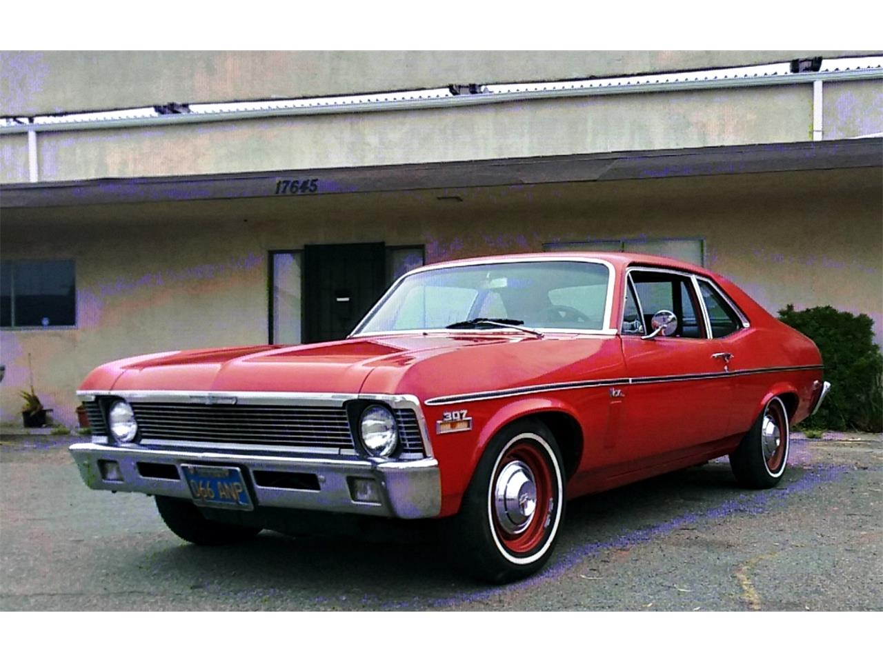 Large Picture of 1970 Nova Auction Vehicle Offered by Bring A Trailer - QR0C