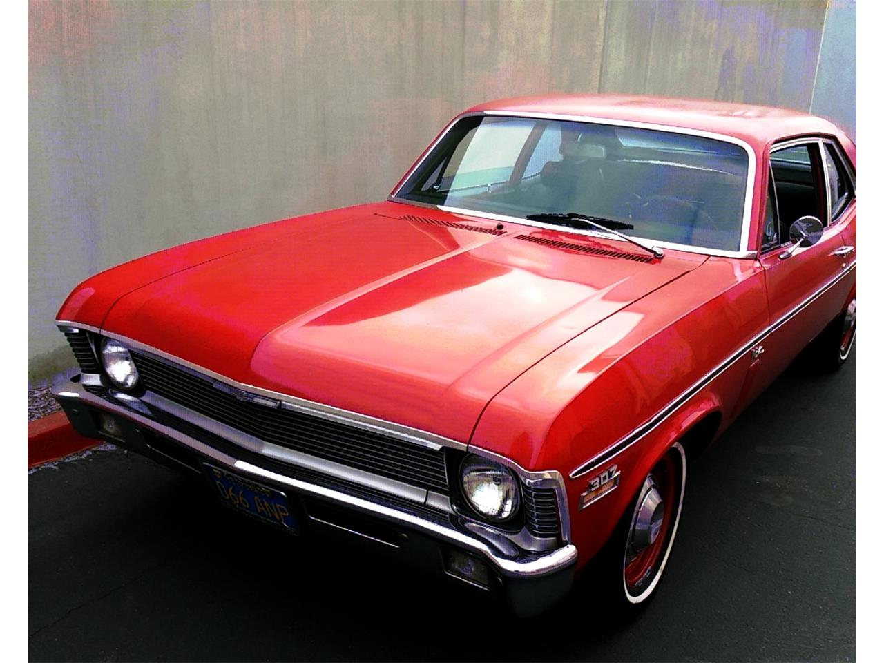 Large Picture of Classic '70 Nova Auction Vehicle - QR0C