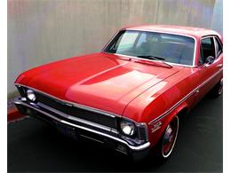 Picture of Classic 1970 Chevrolet Nova located in Huntington Beach California Offered by Bring A Trailer - QR0C