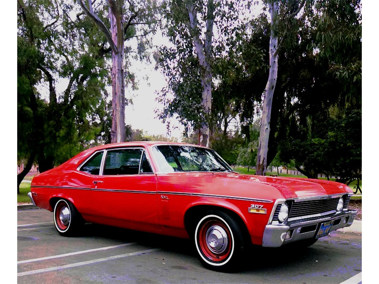 Large Picture of Classic '70 Chevrolet Nova Auction Vehicle - QR0C