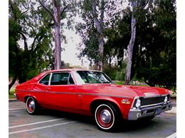 Picture of Classic '70 Chevrolet Nova Auction Vehicle Offered by Bring A Trailer - QR0C
