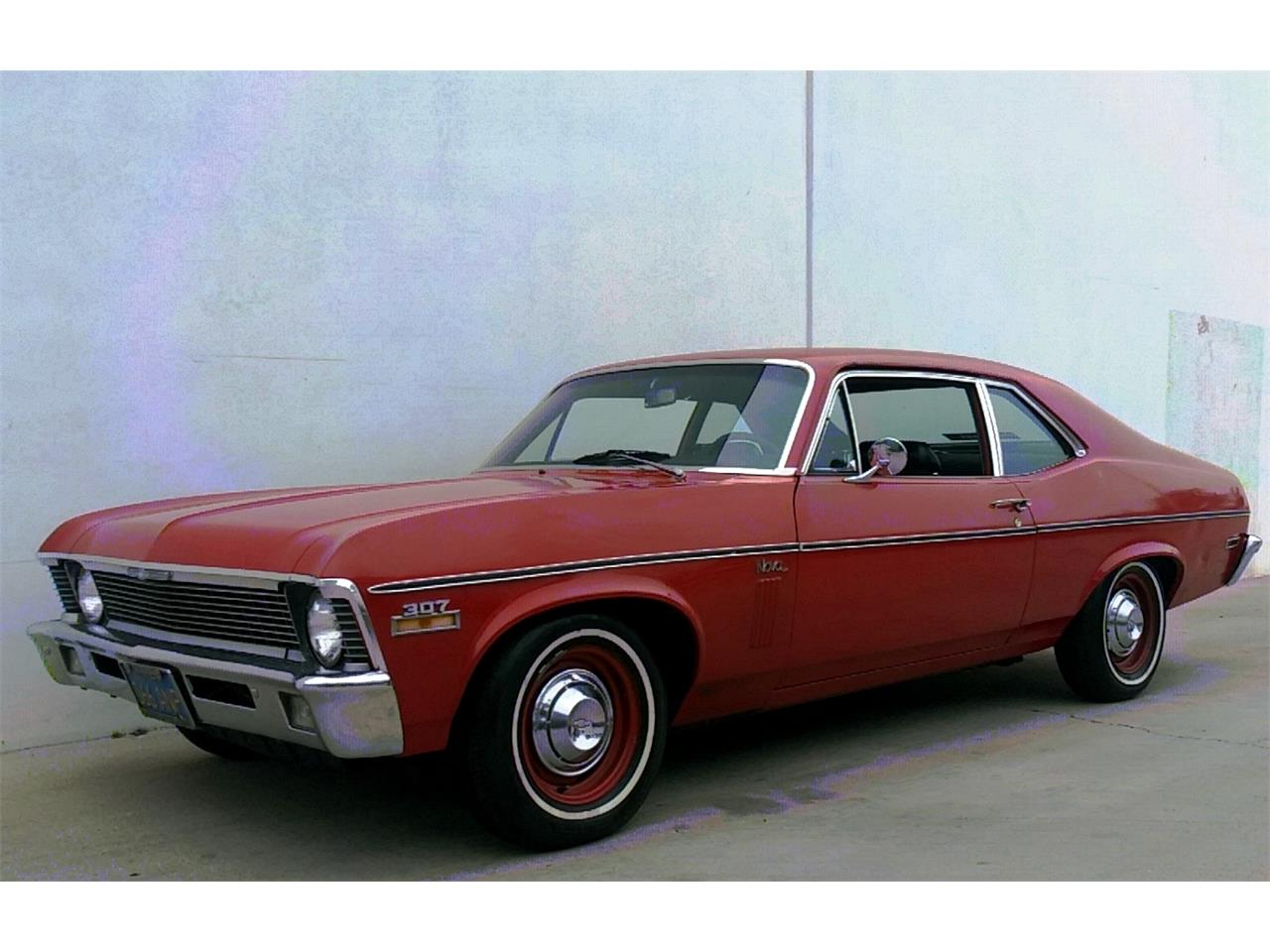Large Picture of 1970 Chevrolet Nova located in Huntington Beach California - QR0C