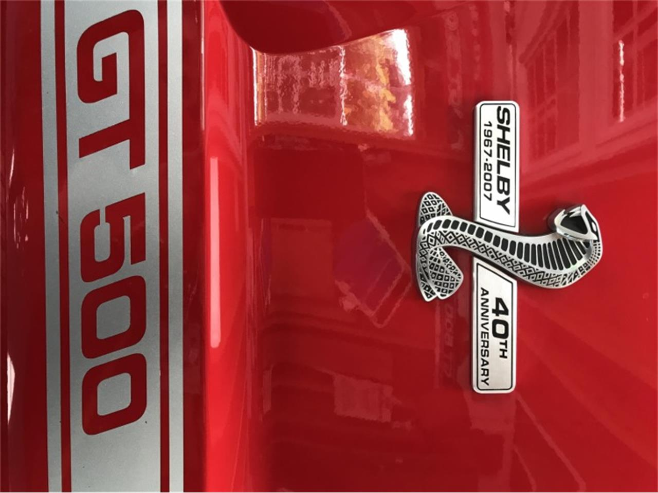 Large Picture of '07 Mustang Shelby GT500 - QLEV
