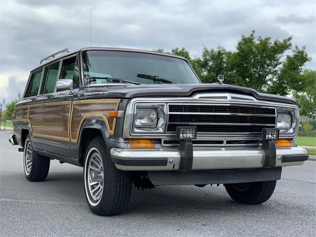 Picture of '89 Grand Wagoneer - QR10