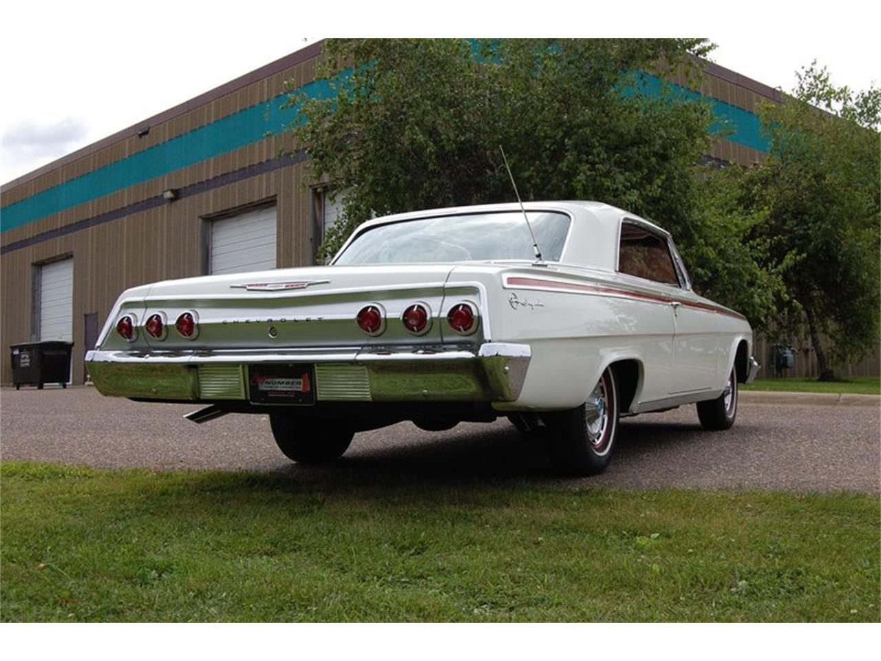 Large Picture of '62 Impala - QR11