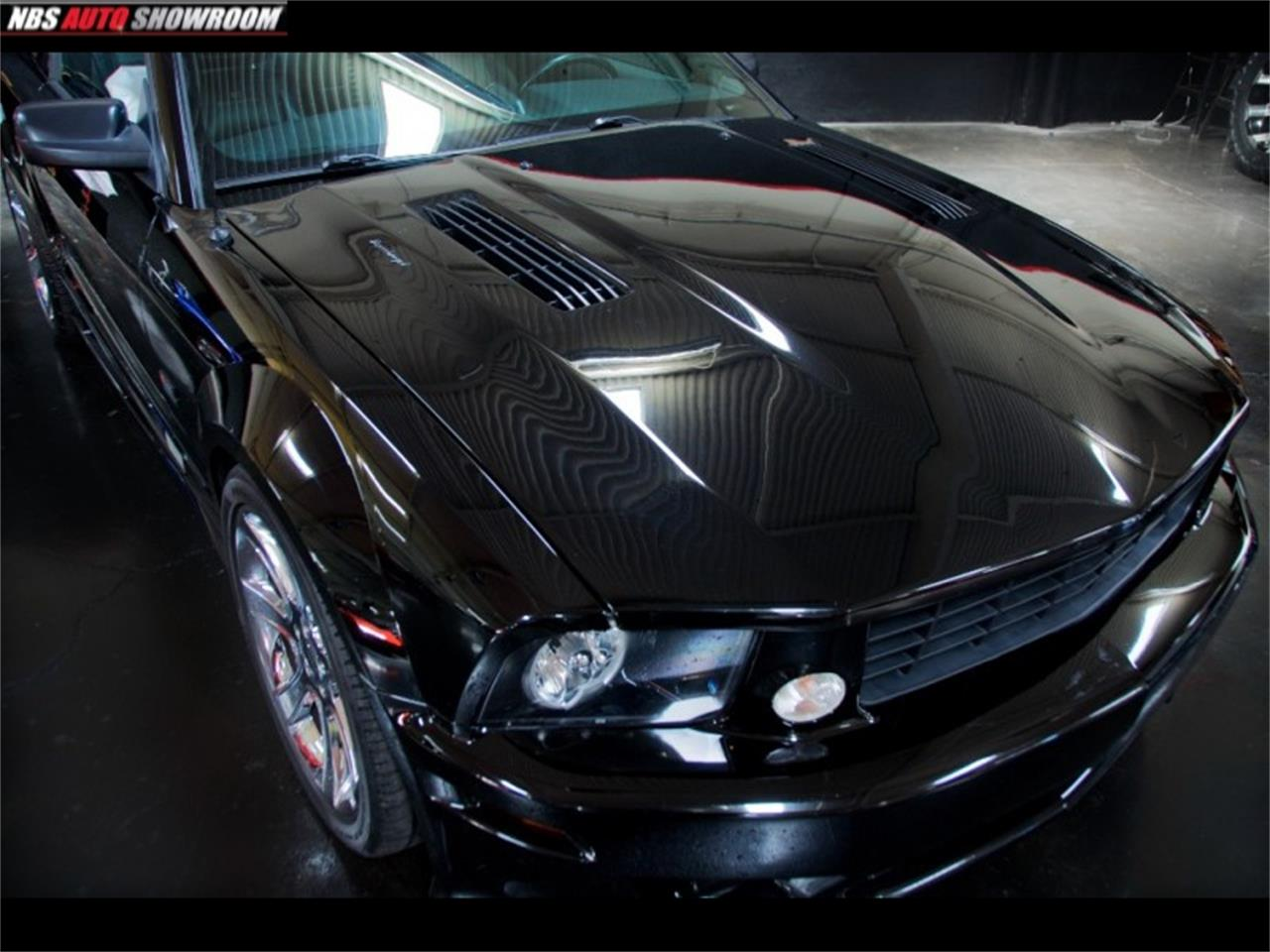 Large Picture of '06 Mustang - QR1A