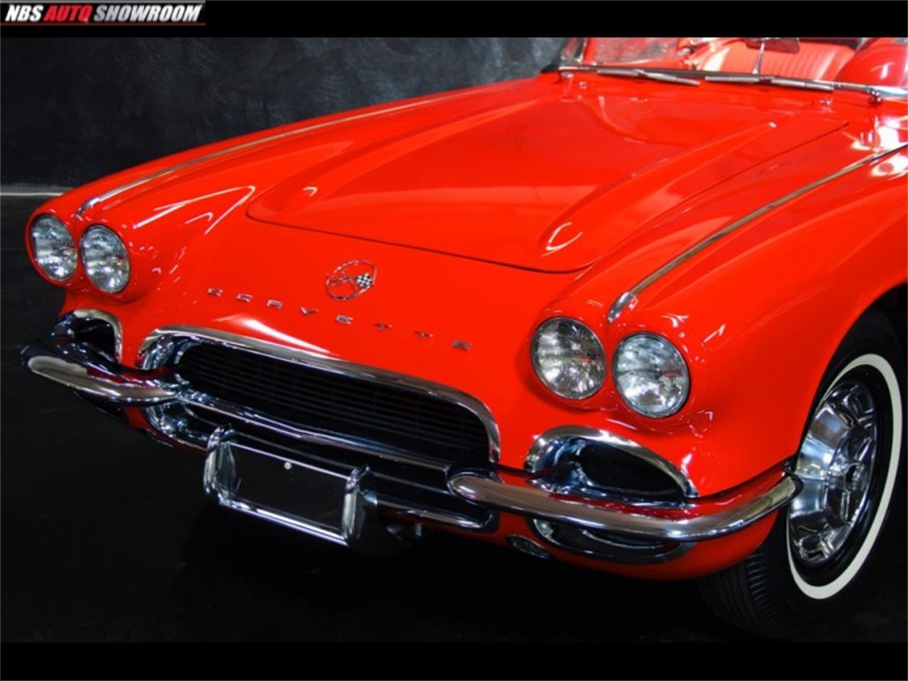 Large Picture of '62 Corvette - QR1B