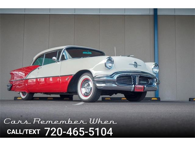 Picture of Classic 1956 Holiday 88 located in Englewood Colorado - $29,900.00 - QR1Q