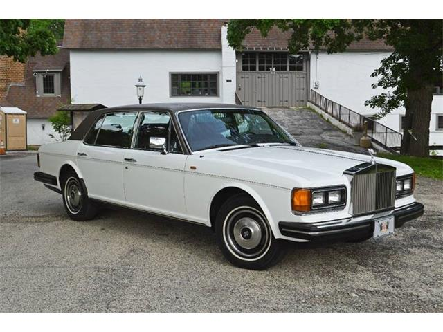 Picture of 1985 Rolls-Royce Silver Spur located in Illinois - $33,500.00 Offered by  - QR1X