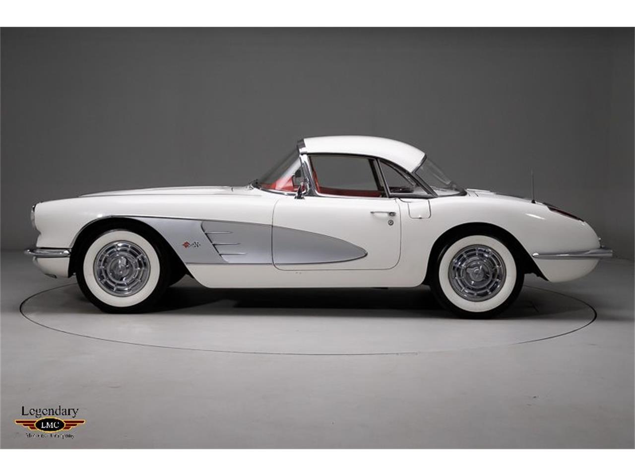 Large Picture of '58 Corvette - QR1Y