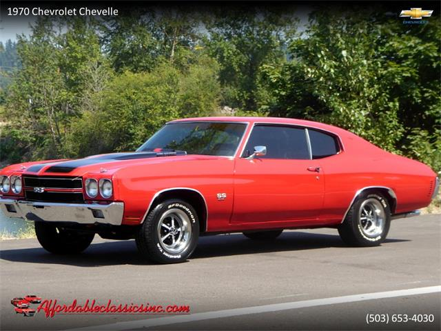 Picture of '70 Chevrolet Chevelle located in Oregon Offered by  - QR2D