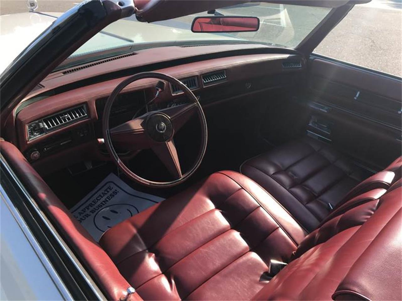 Large Picture of '76 Eldorado - QR2E
