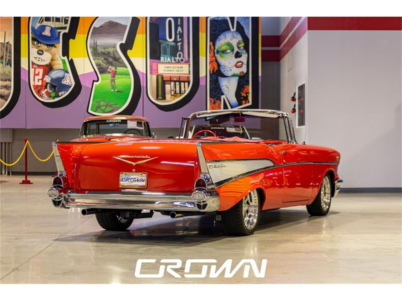 Large Picture of '57 Bel Air - QR2T