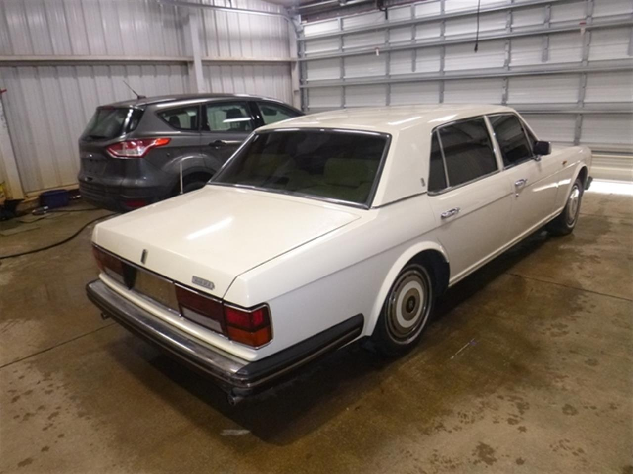 Large Picture of '86 Silver Spur - QR30