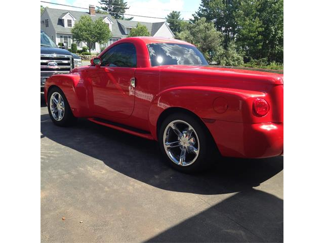 Picture of '06 SSR located in Louisburg  North Carolina Offered by a Private Seller - QR3R