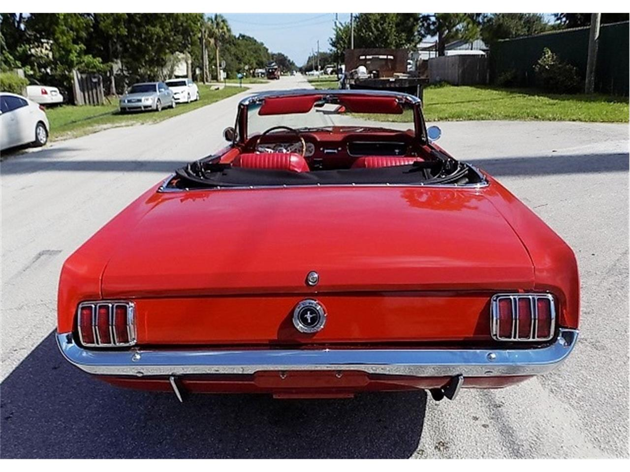 Large Picture of '65 Mustang - QR43