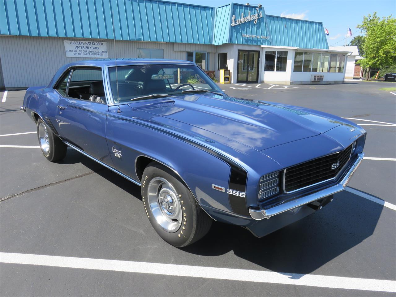 For Sale 1969 Chevrolet Camaro Rs Ss In Saint Louis Missouri