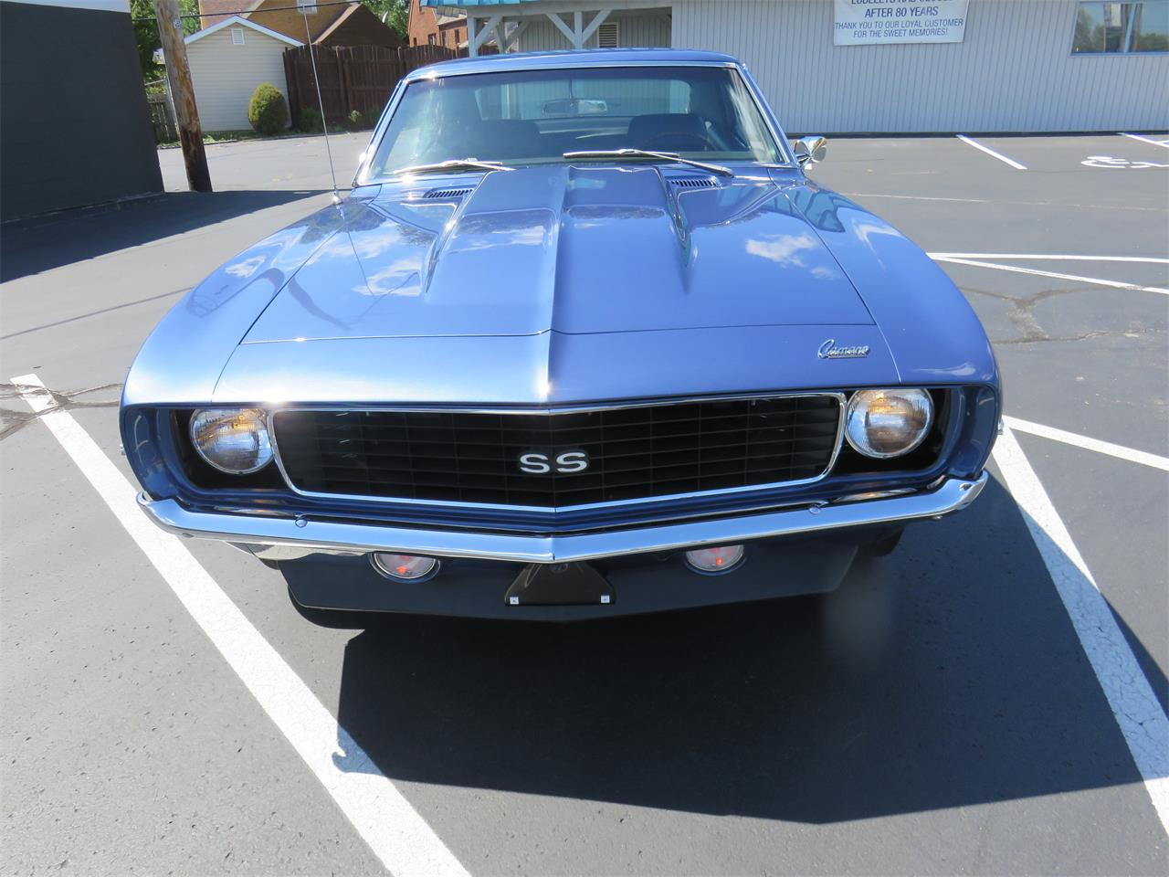 Large Picture of '69 Camaro RS/SS - QR45
