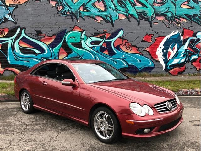Picture of '03 CLK - QR4R