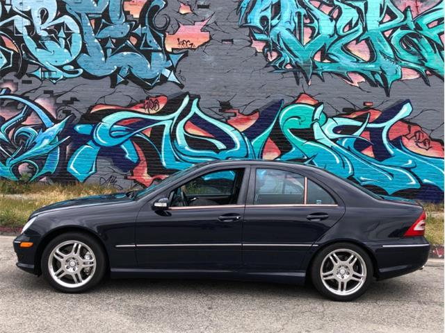 Picture of '02 C-Class - QR4Z