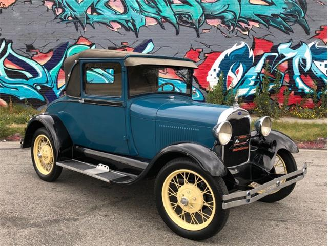 Picture of '28 Model A - QR56