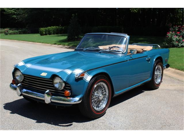 Picture of '68 TR250 - QR5L