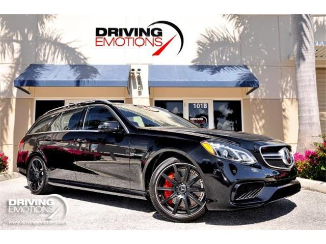 Picture of '14 E63-S AMG - QR5P