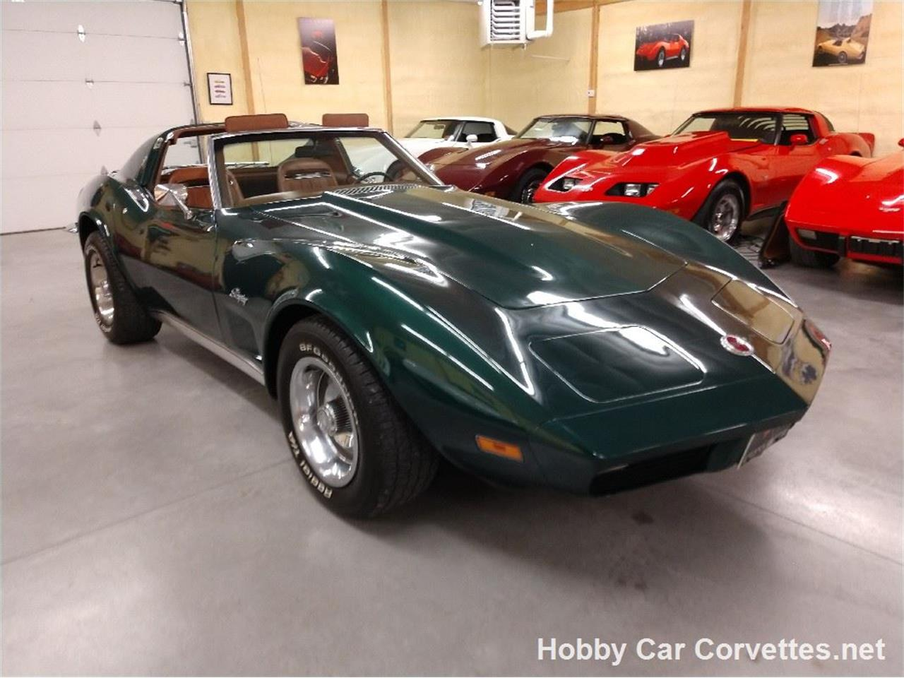 Large Picture of '73 Corvette - QLFG