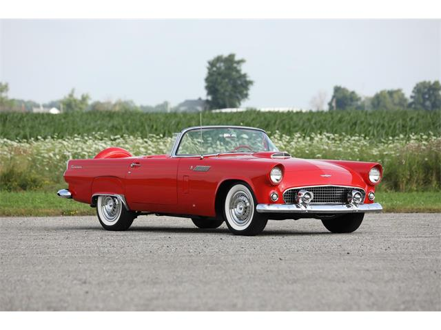 Picture of '56 Thunderbird - QR7S