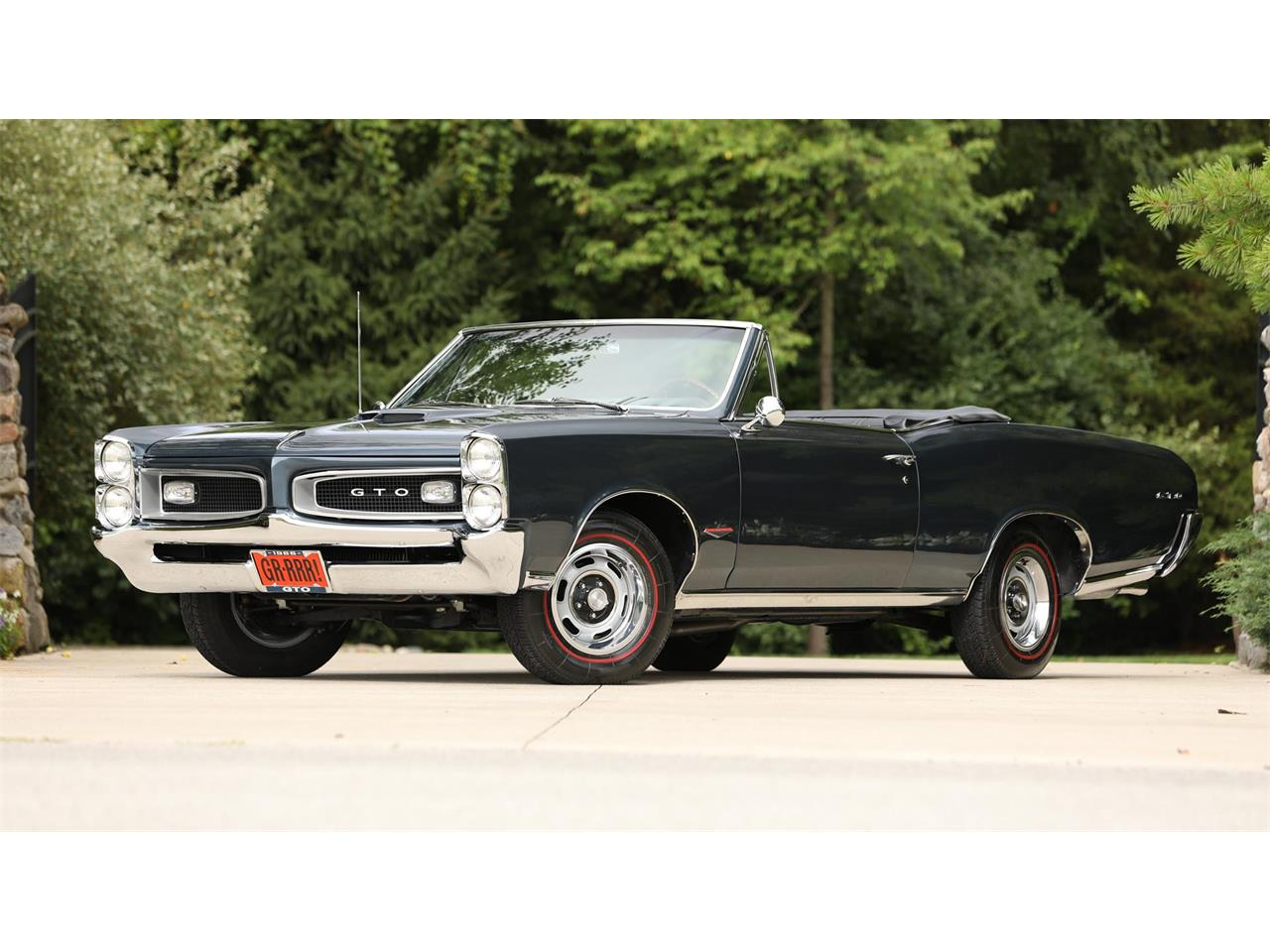 Large Picture of '66 GTO - QR82