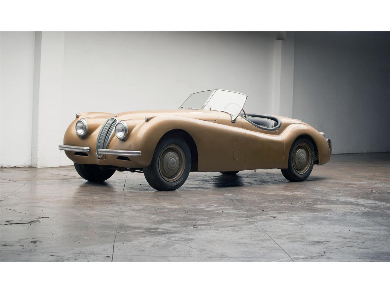 Large Picture of '52 XK120 - QR83