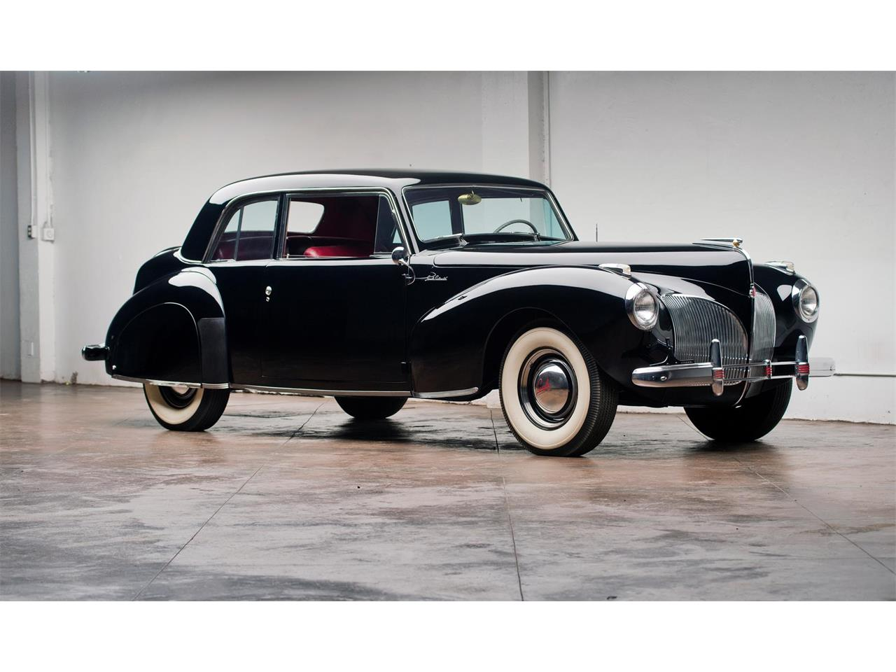 Large Picture of '41 Continental - QR8B