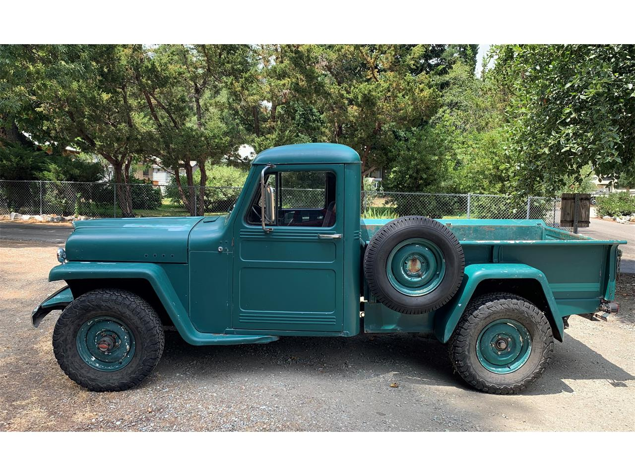 Large Picture of '52 Willys Pickup - $8,000.00 - QLFN