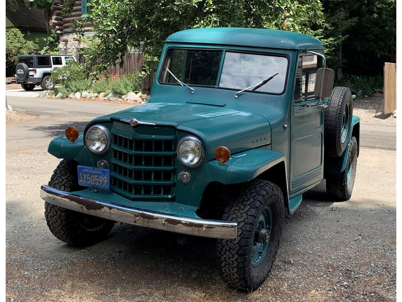 Large Picture of '52 Willys Pickup located in California Offered by a Private Seller - QLFN