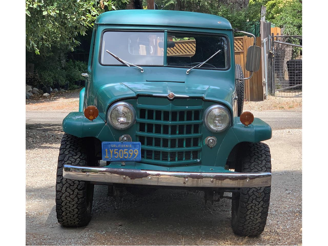 Large Picture of Classic '52 Willys Pickup located in Lytle Creek California Offered by a Private Seller - QLFN