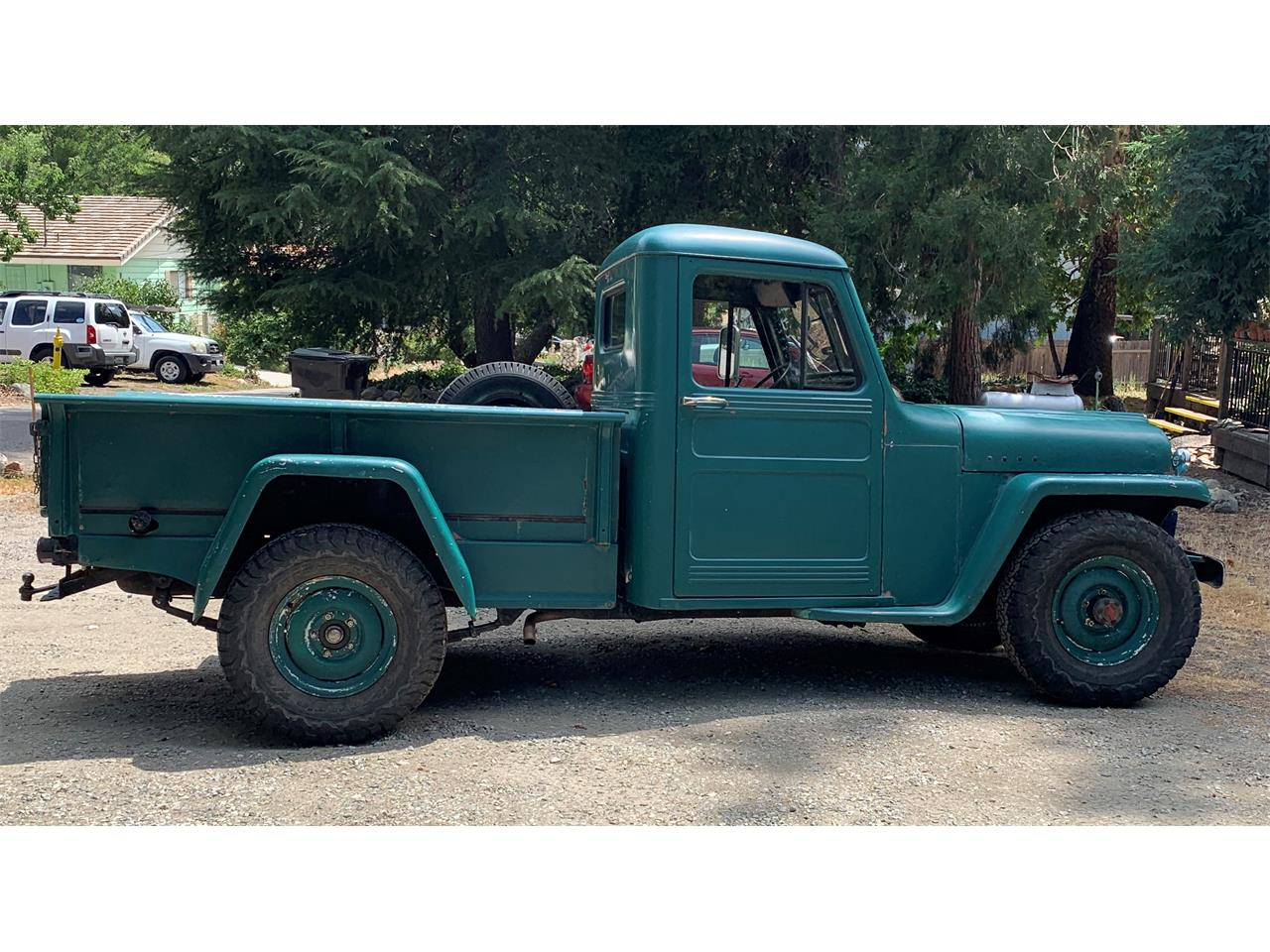 Large Picture of Classic '52 Willys Pickup - $8,000.00 - QLFN