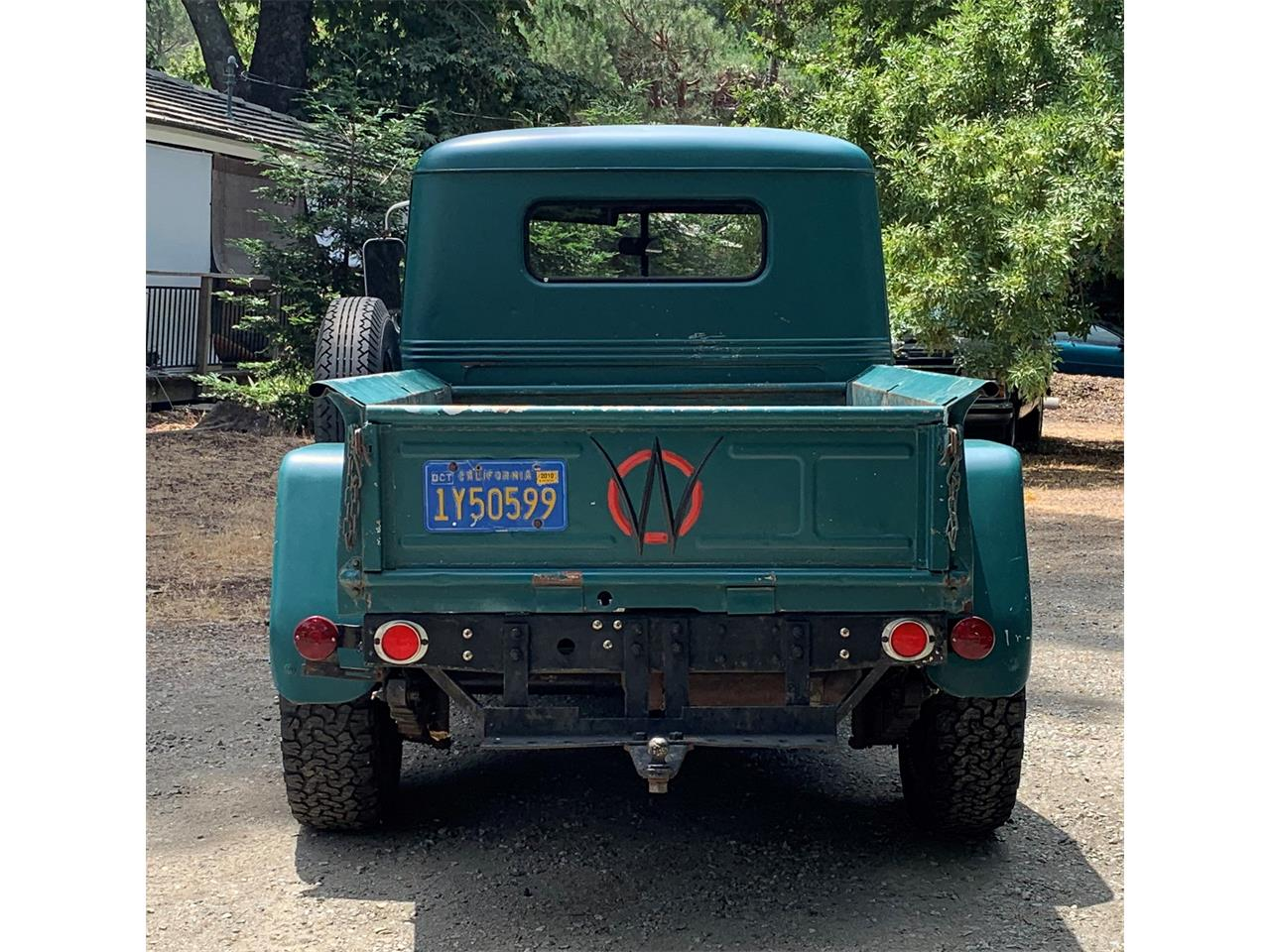 Large Picture of 1952 Willys Pickup located in Lytle Creek California - $8,000.00 Offered by a Private Seller - QLFN