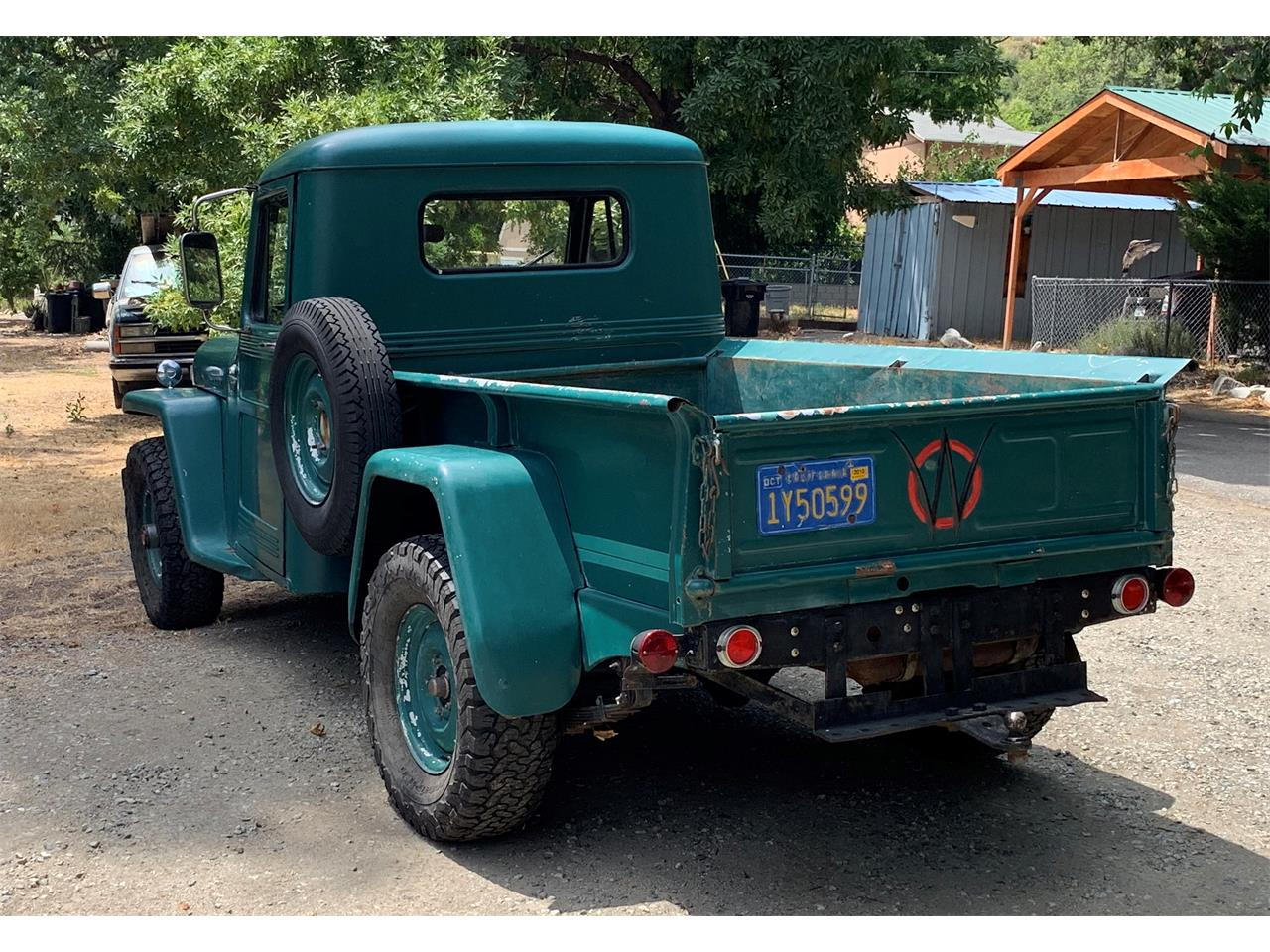Large Picture of Classic '52 Pickup located in California - $8,000.00 - QLFN