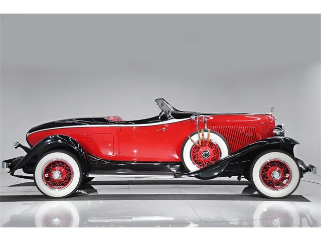 Picture of 1931 Auburn 8-98 Offered by  - QR8R