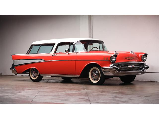 Picture of '57 Bel Air Nomad - QR9M