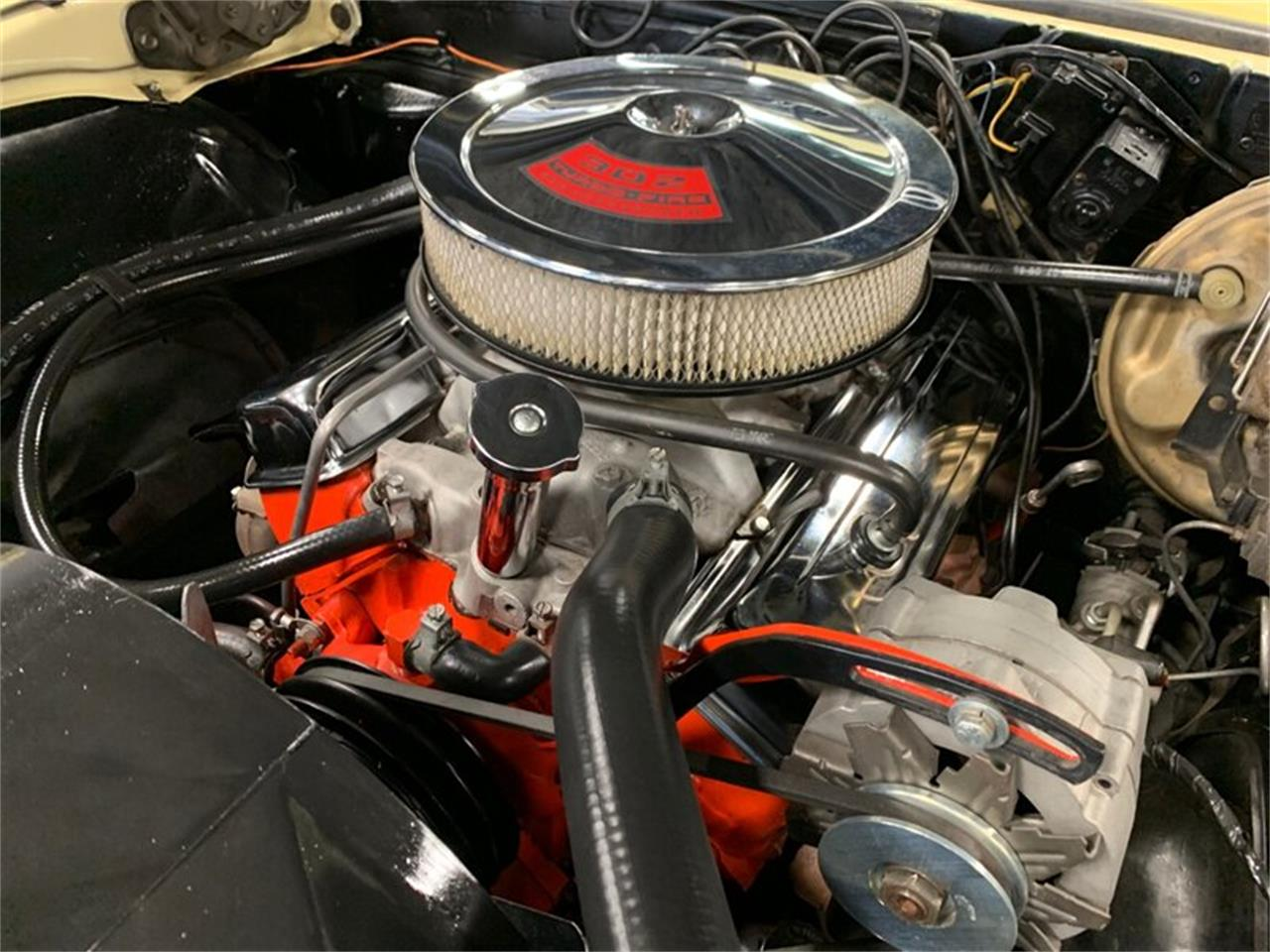 Large Picture of '68 Camaro - QKUS