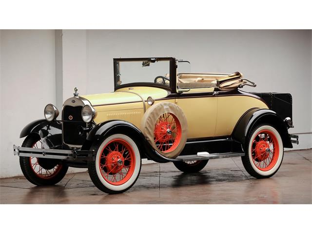 Picture of '29 Cabriolet - QR9Z