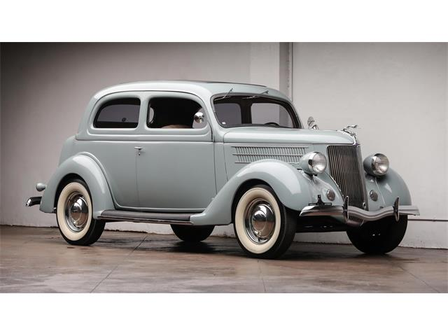 Picture of Classic '36 Deluxe located in Texas Auction Vehicle - QRA1