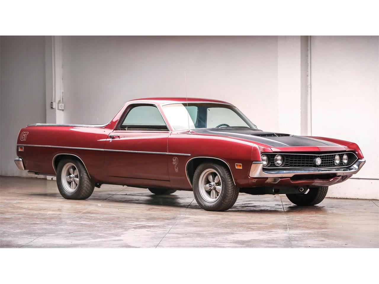 Large Picture of '70 Ranchero - QRAX
