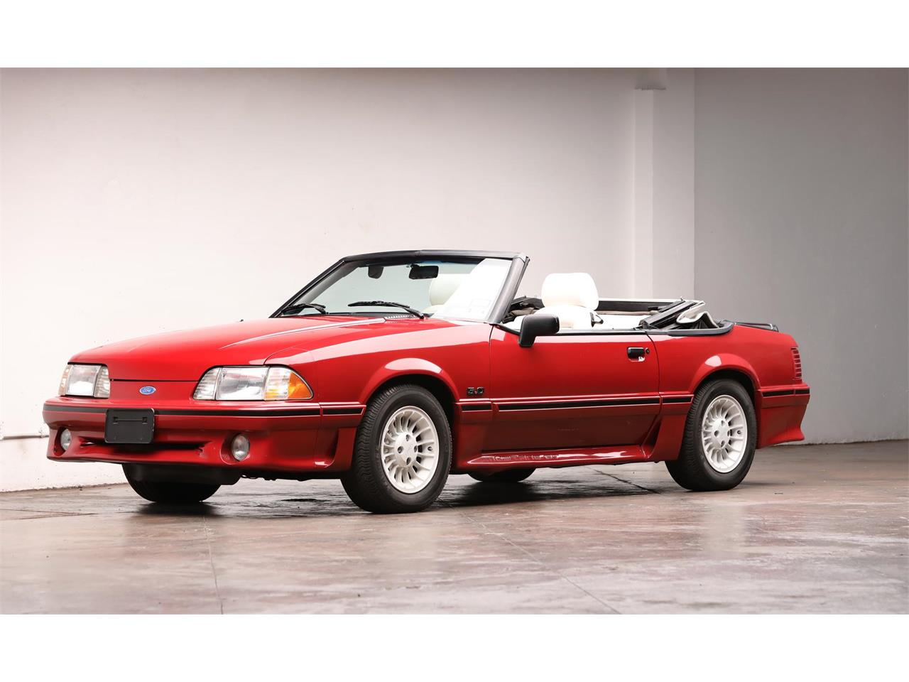 Large Picture of '88 Mustang GT - QRAZ