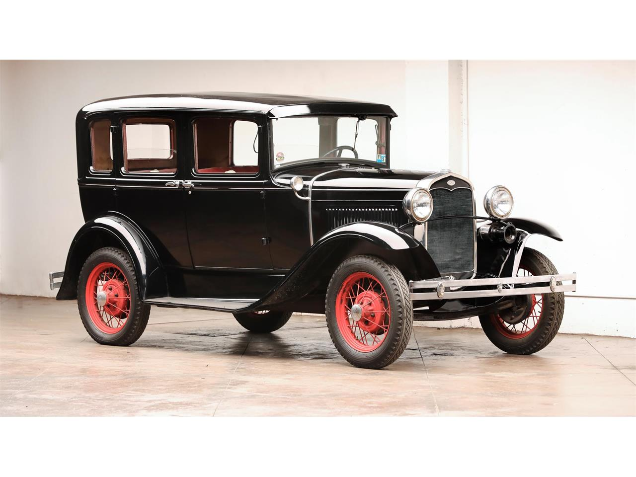 Large Picture of '31 Model A - QRB1