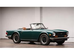 Picture of '72 TR6 located in Texas Auction Vehicle - QRBA