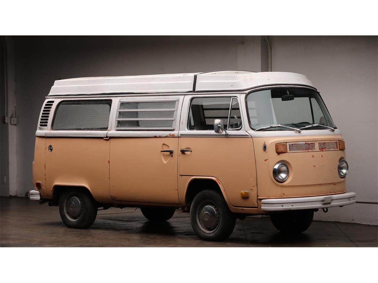 Large Picture of '72 Westfalia Camper - QRBB