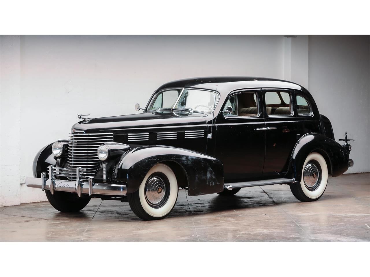 Large Picture of '38 Series 60 - QRBK
