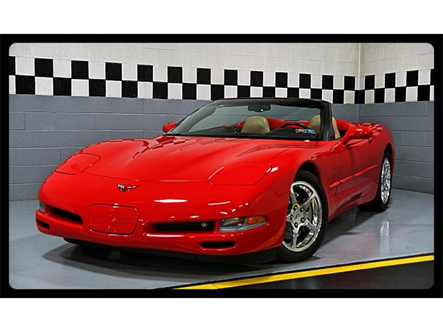 Picture of '04 Corvette - QRCN